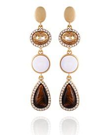 Women's Lovely Baubles Linear Earring