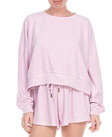 Fool For Fall Jersey Pajama Sweatshirt