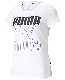 Women's Rebel Cotton Logo T-Shirt
