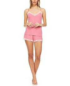 Flora by Flora Nikrooz Lou Lou Cami & Shorts Pajama Set