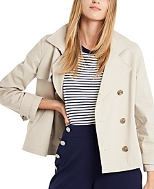Bridgette Double-Breasted Jacket, Created for Macy's