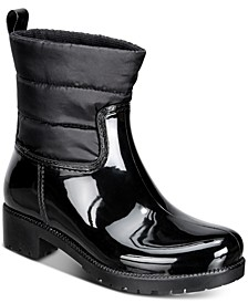 Trudyy Rain Boots, Created for Macy's