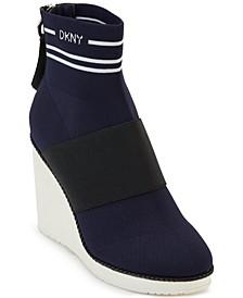 Women's Warbi Wedge Sneakers