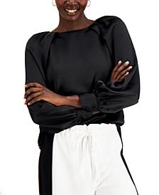 Raglan-Sleeve Top, Created for Macy's