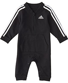 Baby Boys Long Sleeve Tracksuit Coverall