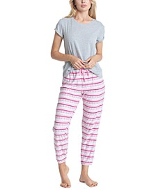 Printed 2pc Pajama Set