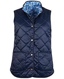 Laura Ashley Larch Gilet Quilted Vest