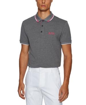 Boss Men's Paddy Golf Regular-Fit Polo Shirt