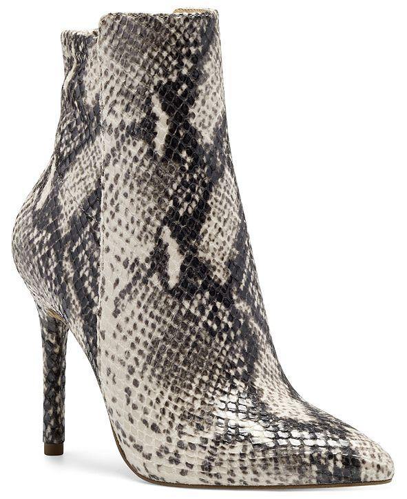 Jessica Simpson Larette Stretch Stiletto Booties