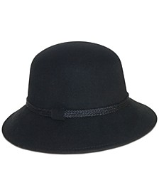 Wool Felt Trench Hat
