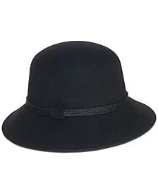 Wool Felt Trench Hat