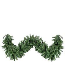 Unlit Buffalo Fir Commercial Length Artificial Christmas Garland