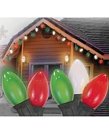 Opaque Christmas Light Set