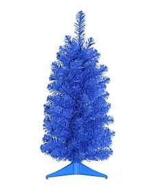 2' Tabletop Noble Fir Christmas Tree
