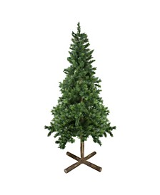 Unlit Royal Alpine Artificial Christmas Tree