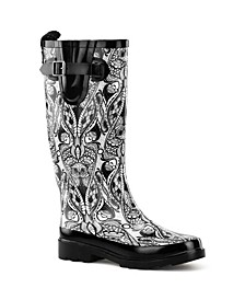 Women's Rhythm Regular Calf Rainboot