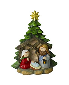 Children's First Table top Nativity Scene Christmas Decoration