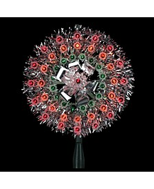 Lighted Starburst Christmas Tree Topper