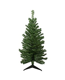 Unlit Medium Mixed Classic Pine Artificial Christmas Tree