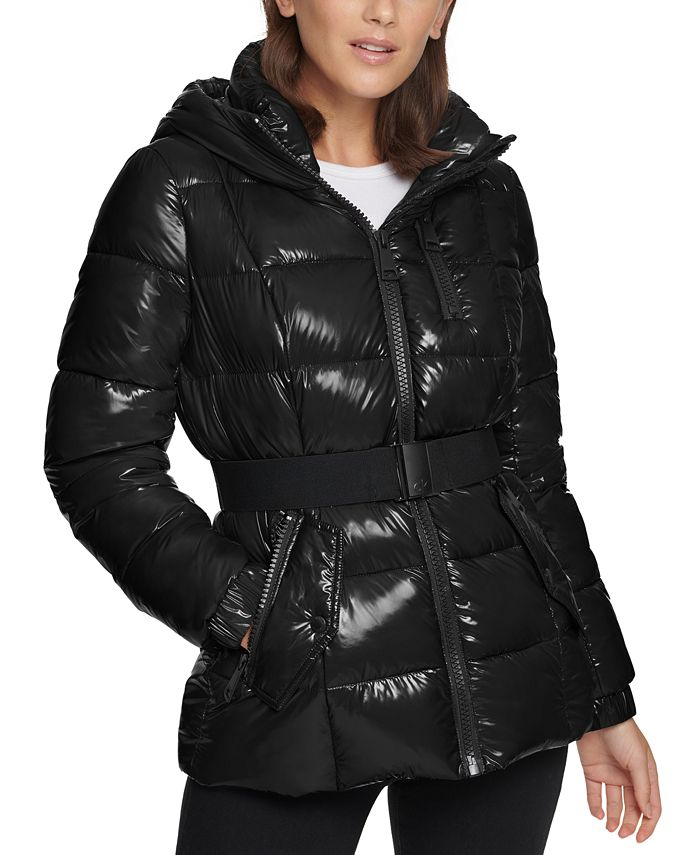 Calvin Klein - Hooded Puffer Coat