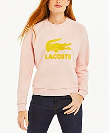 Women's Lightweight French Terry Logo Sweatshirt