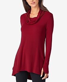 Softwear Long-Sleeve Cowlneck Tunic
