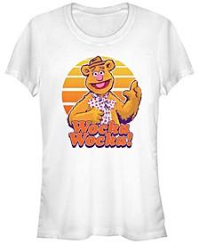 Women's Muppets Fozzie Short Sleeve T-shirt