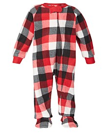Matching Baby Buffalo Check Onesie Created for Macy's