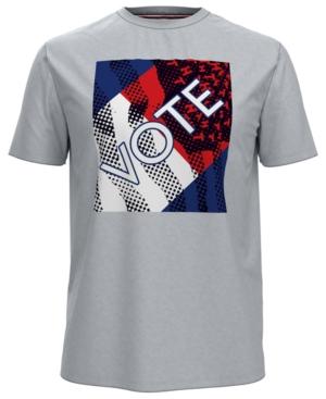 Tommy Hilfiger Men's Vote Cotton T-Shirt