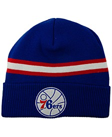 Philadelphia 76ers HWC Retro Stripe Knit