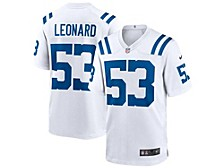 Indianapolis Colts Men's Vapor Untouchable Limited Jersey Darius Leonard