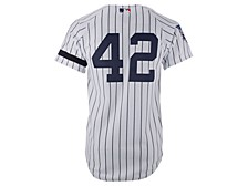 New York Yankees Men's Authentic Cooperstown Jersey Mariano Rivera