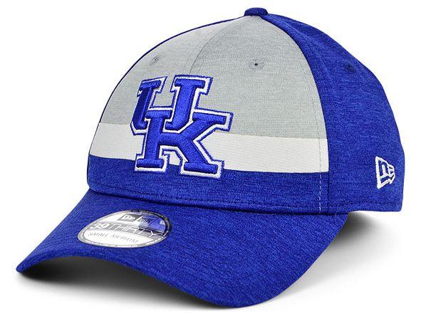 New Era Kentucky Wildcats Shadow Stripe 39THIRTY Cap