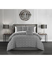 Ahtisa 9 Piece King Comforter Set