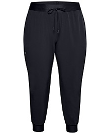 Plus Size Armour Sport Woven Pants