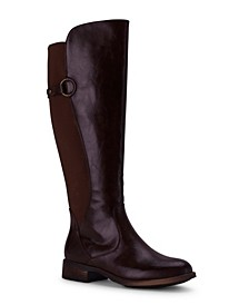 Women's Troy Stretch Riding Boots