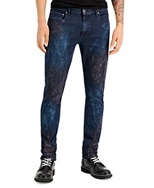 INC Men's Galaxy Skinny Jeans, Created for Macy's