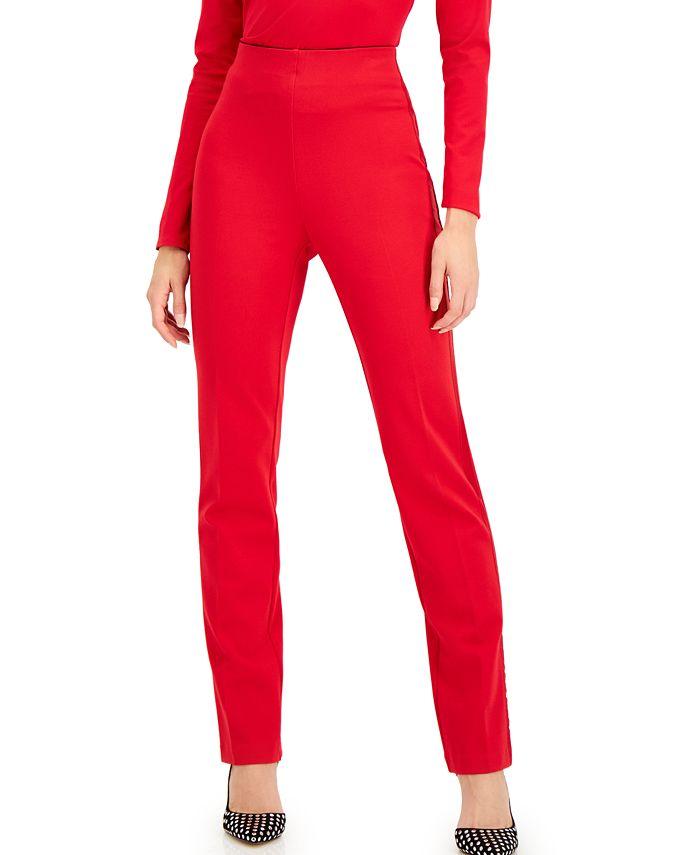 INC International Concepts - Straight-Leg Pants