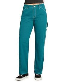 Juniors' Carpenter Pants