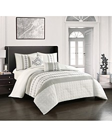Manila 5-Piece King Comforter Set