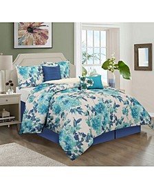 Seoul 6-Piece Queen Comforter Set