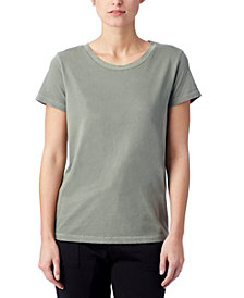 Alternative Apparel Distressed Vintage-Inspired Women's Tee