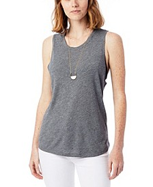 Slinky Jersey Muscle Women's Tank Top