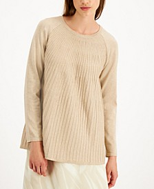 Petite Swing Sweater, Created for Macy's