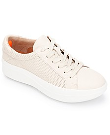 by Kenneth Cole Women's Rosette Sneakers
