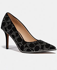 Waverly Beadchain Pumps