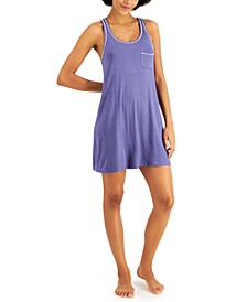 Racerback Ultra-Soft Nightgown, Created for Macy's