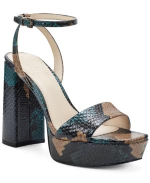 Vince Camuto Sandals WOMEN'S CHASTIN BLING DRESS SANDALS WOMEN'S SHOES