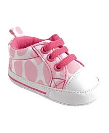 Baby Boys and Girls Giraffe Crib Shoes