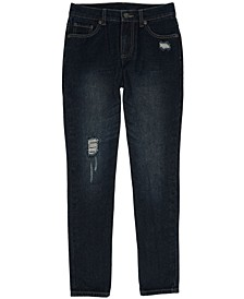 Big Boys Slim Straight Cyber Denim Pant